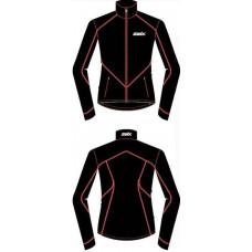 Куртка SWIX Lillehammer  Wmn (черн/кор)