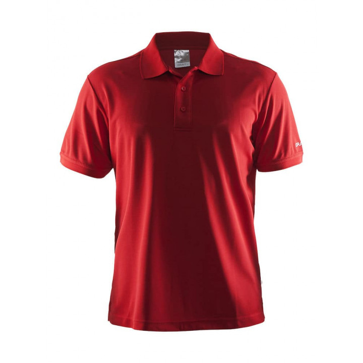 Футболка-поло CRAFT 192466-1430 Pique Red