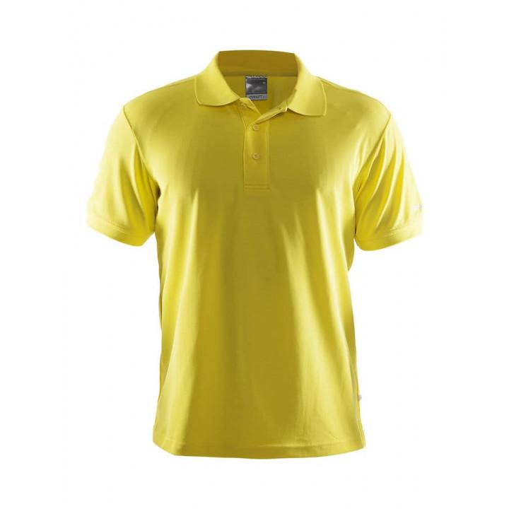 Футболка-поло CRAFT 192466-1551 Pique Yellow