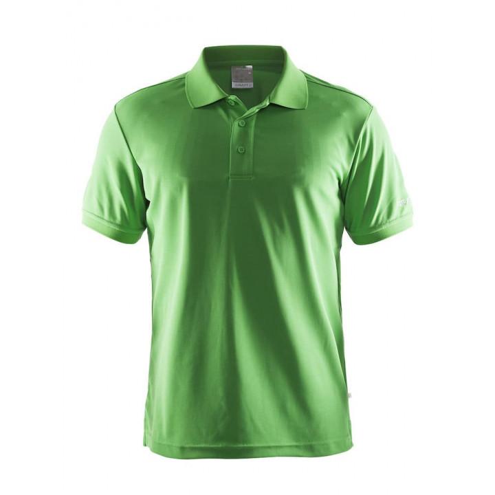Футболка-поло CRAFT 192466-1606 Pique Green