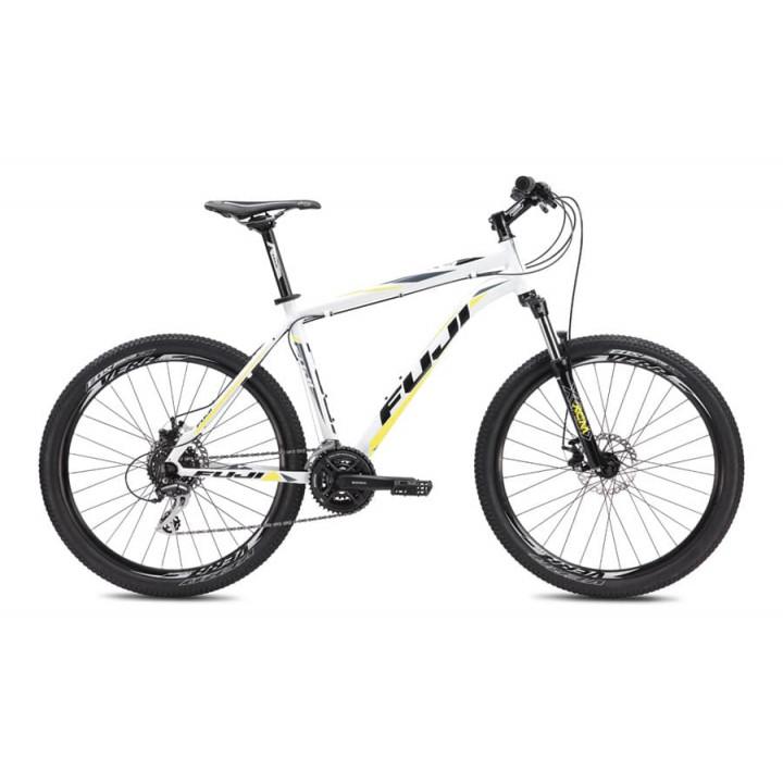 Велосипед FUJI Mountain NEVADA 1.7 D 21*26 White б/у
