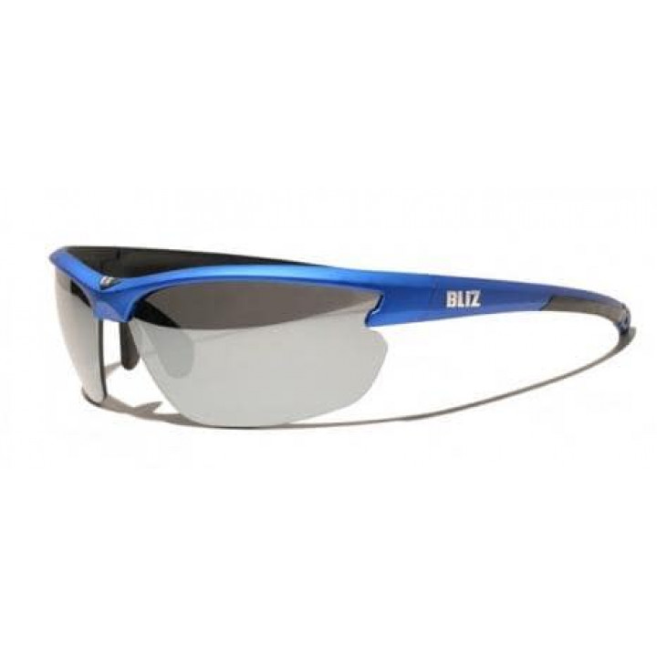 Очки BLIZ  Active Motion Matt Metallic Blue
