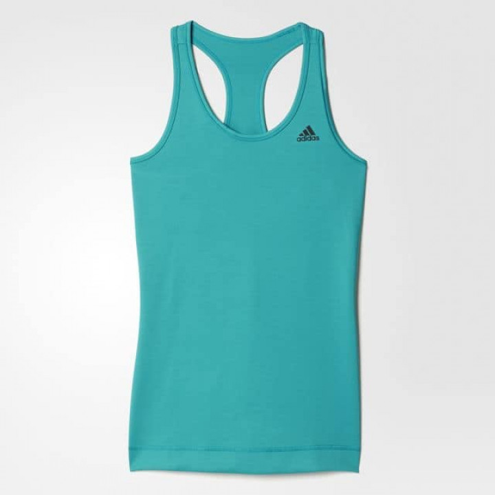 Майка ADIDAS TECHFIT SOLID Green Wmn