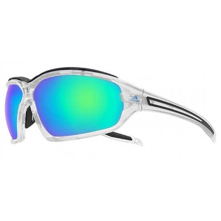 очки ADIDAS evil eye CRYSTAL SHINY BLUE
