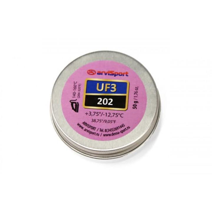 Эмульсия-паста  ARVISPORT UF3 Black (+3.75/-12.75) 50гр 202