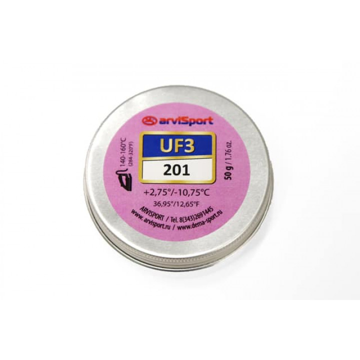 Эмульсия-паста  ARVISPORT UF3 White (+2.75/-10.75) 50гр 201
