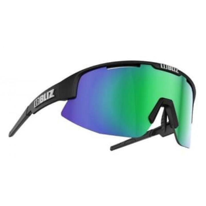 Очки BLIZ Active Matrix Black/Green M10