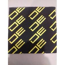 Бафф DE «1» Black/Yellow