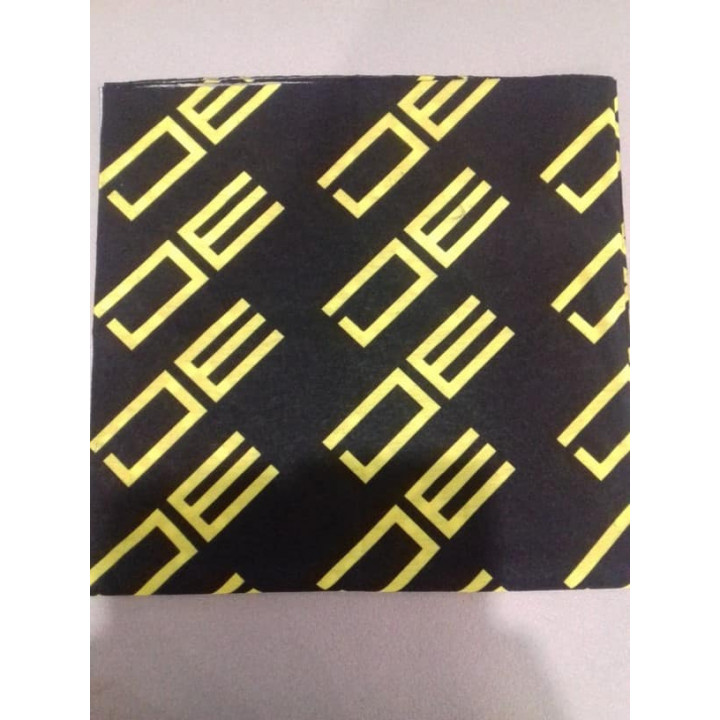 Бафф DE «1» Black/Yellow