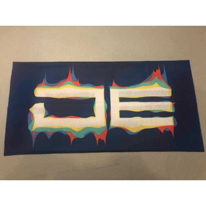 Бафф DE - 1 синий