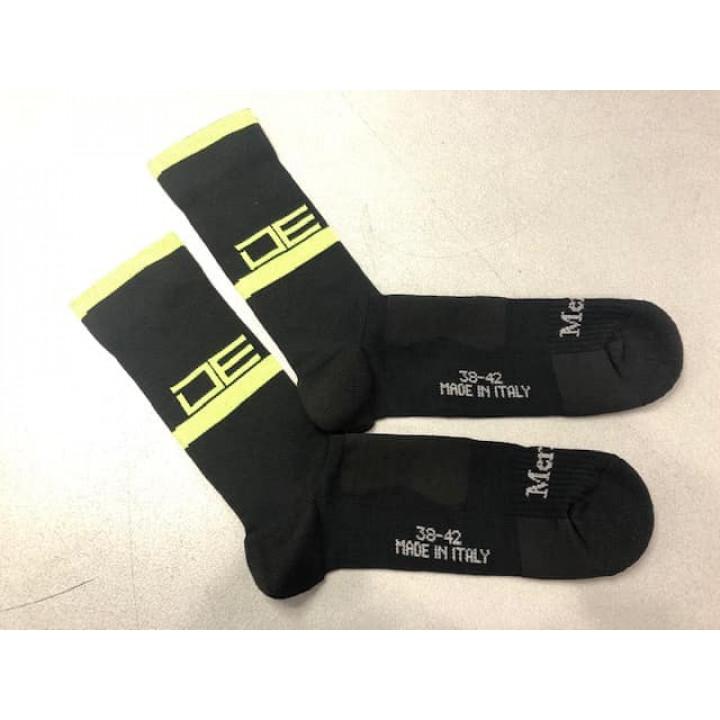 Носки DE черн/желт