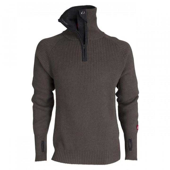 Свитер ULVANG Rav Sweater w/zip (Зел.чай/уголь) Men