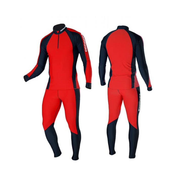 Комбинезон NONAME XC Suit Red/Black