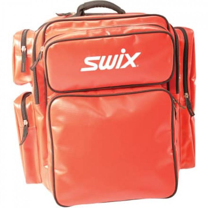 Рюкзак сервисный SWIX 70л красный б/у