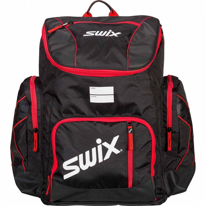 f9d39f51c513 Рюкзак SWIX Slope Black/Red 74л SW11