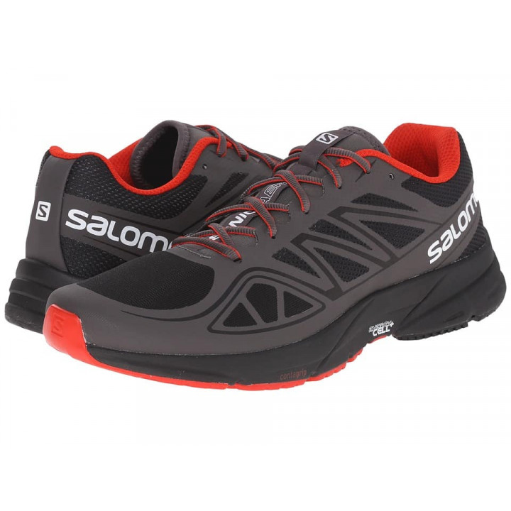Кроссовки SALOMON SONIC AERO Black