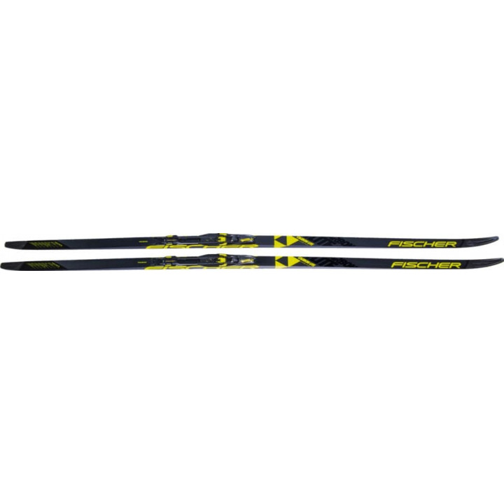 Лыжи FISCHER CARBON CLASSIC  PLUS MED  IFP