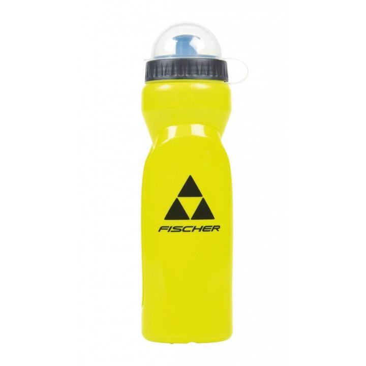 Фляжка пластиковая FISCHER 0.75 л Black/Yellow