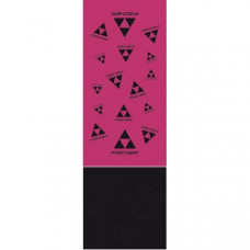 Бандана FISCHER Cl-Logo Fleece (черн/роз)