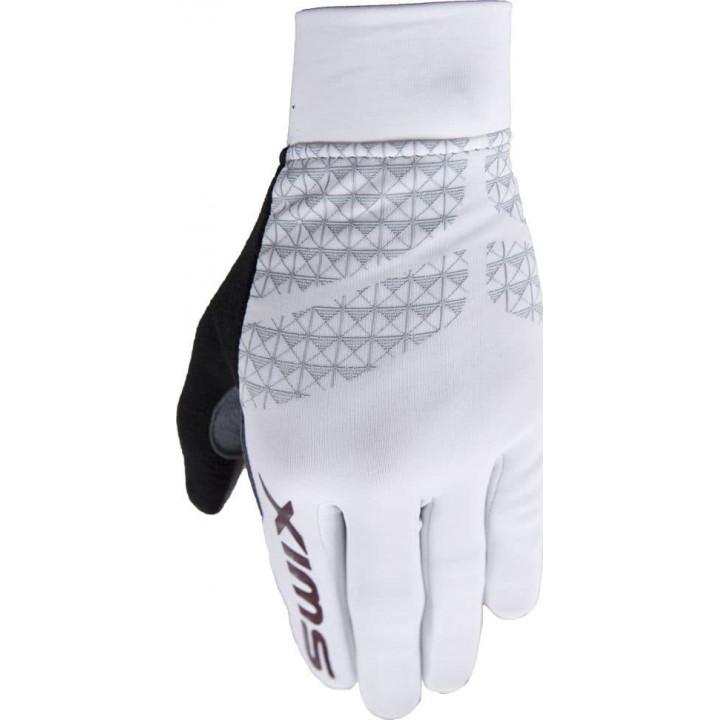 Перчатки SWIX NaosX Wmn (бел)