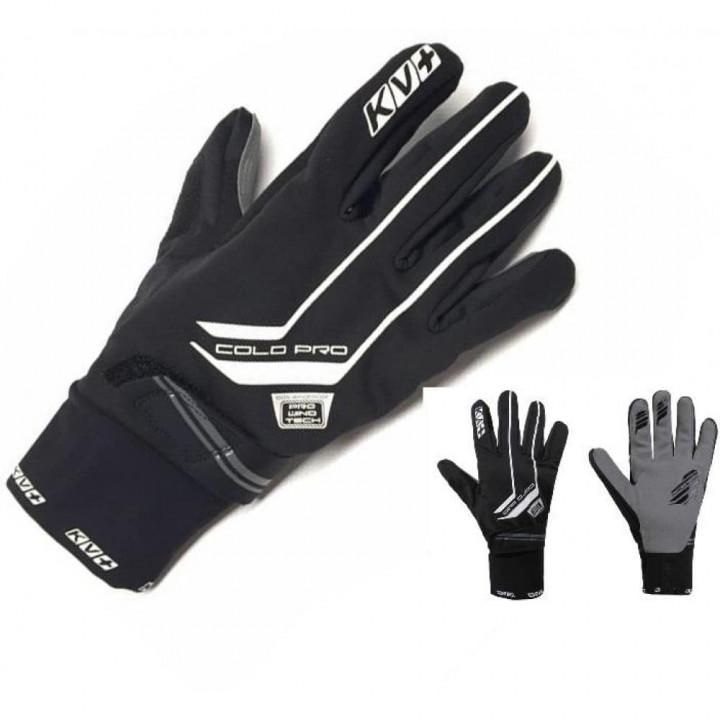 Перчатки KV+ COLD XC PRO черн