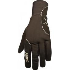 Перчатки SWIX Junior Star XC Glove (черн)