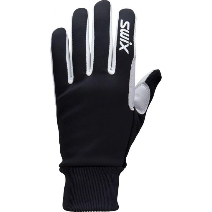 Перчатки SWIX Tracx (Black)