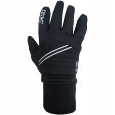 Перчатки KV+ SLIDE Junior cross country gloves черн