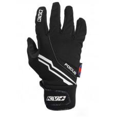 Перчатки KV+ FOCUS cross country gloves черн