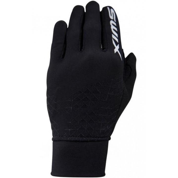Перчатки SWIX NaosX Wmn (черн)