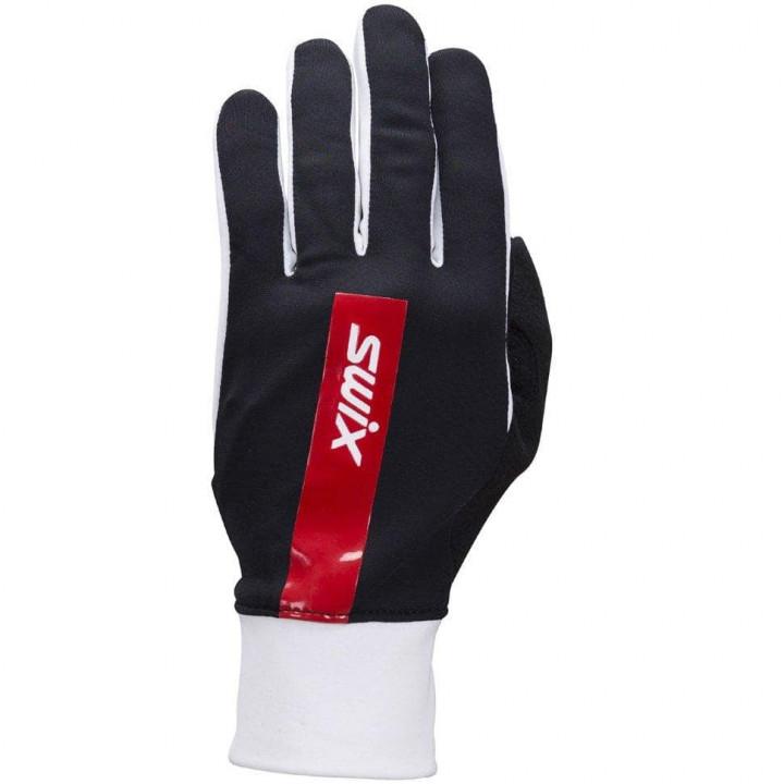 Перчатки SWIX Focus (Black/white)