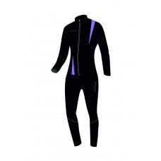 Разминочный костюм NORDSKI Wmn Active (Soft Shell) Black/Violet