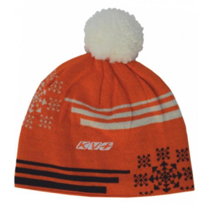 Шапка KV+ SNOW 5A11-106 оранж