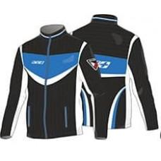 Куртка KV+ ARCTICO (black/blue)