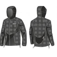 Куртка KV+ Mistral Extra мужская (сер/черн)