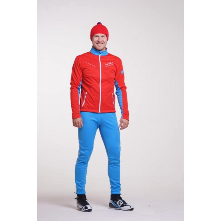 Разминочный костюм NORDSKI National Red