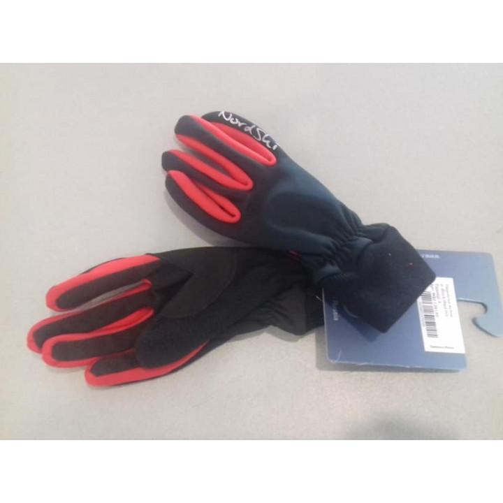Перчатки NORDSKI Active JR Black/Red WS