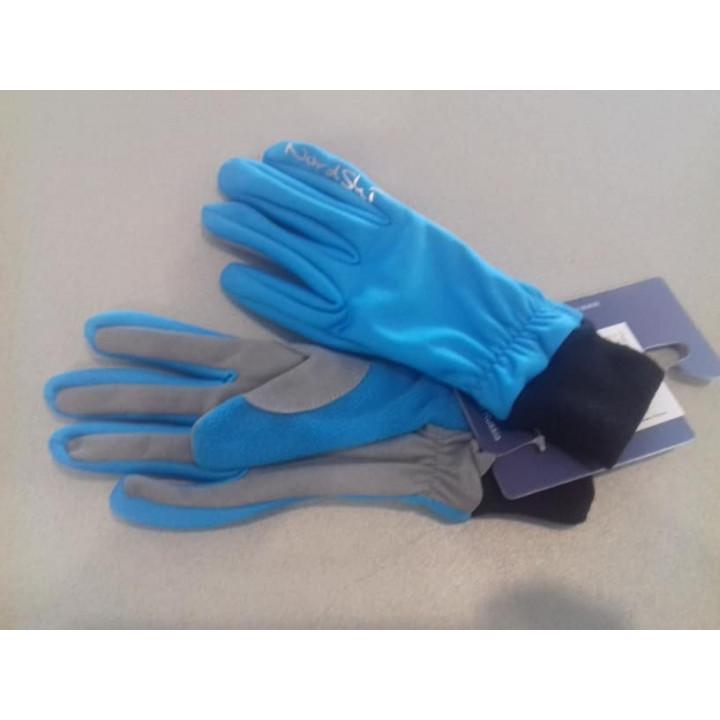 Перчатки NORDSKI Active JR National Blue WS