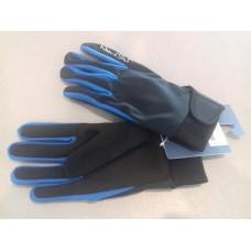 Перчатки NORDSKI Racing JR Black/Blue WS