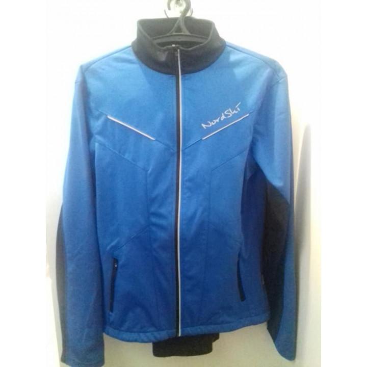 Разминочный костюм NORDSKI Jr. Premium Blue/Black
