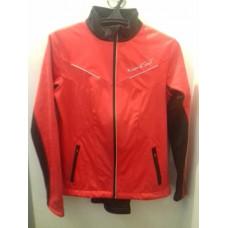 Разминочный костюм NORDSKI Premium (Soft Shell)  Red/Black