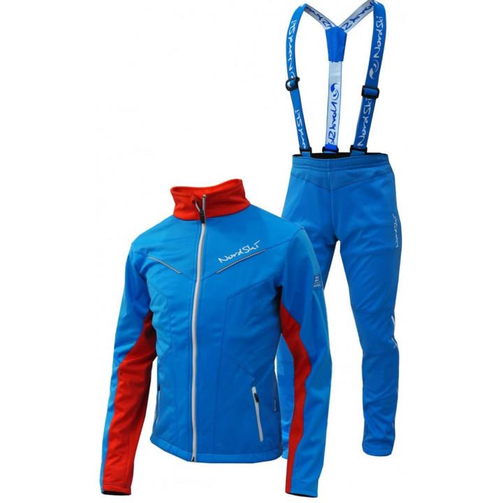 Разминочный костюм NORDSKI National Blue