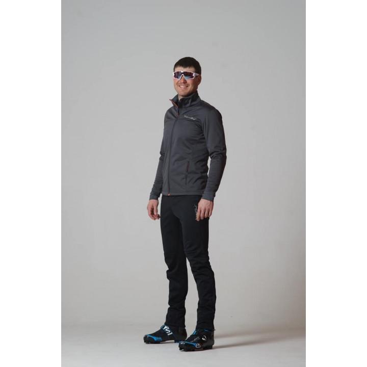 Разминочный костюм NORDSKI Motion Graphite/Black