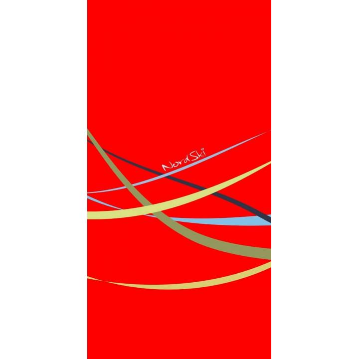 Бафф NORDSKI Active Red