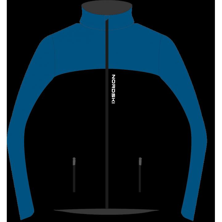 Разминочный костюм NORDSKI Jr. Active Blue/Black