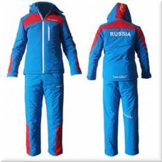 Костюм утепленный Nordski RUS голубой