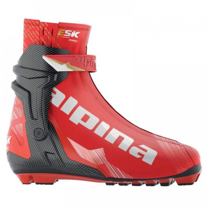 Ботинки лыжные ALPINA ESK Skate PRO 5019-1