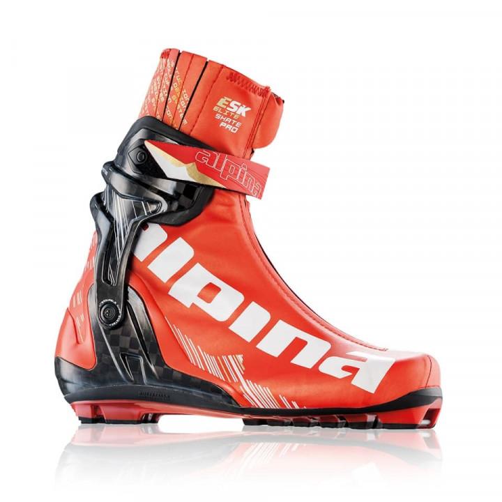 Ботинки лыжные ALPINA ESK Elite Skate PRO 5071-1