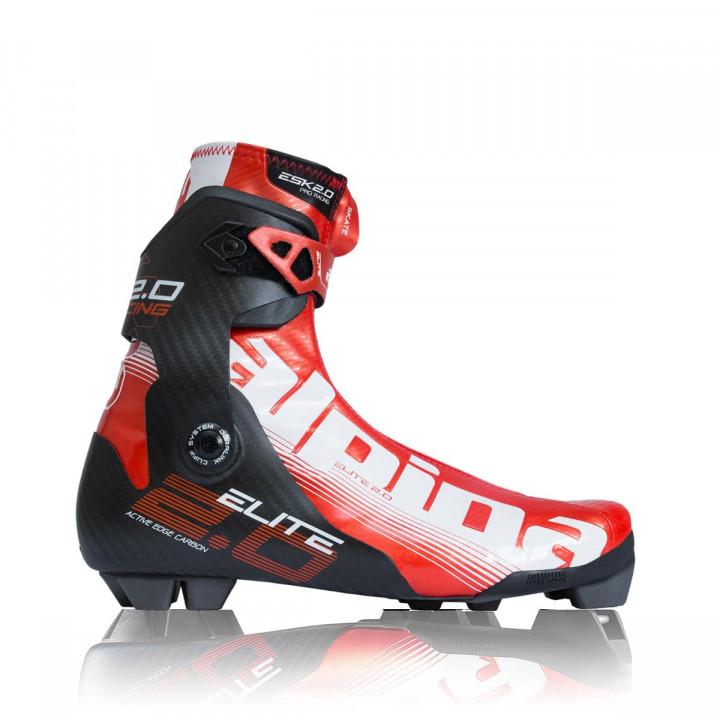 Ботинки лыжные ALPINA CARBON ESK 2.0 5110-1,5110-7