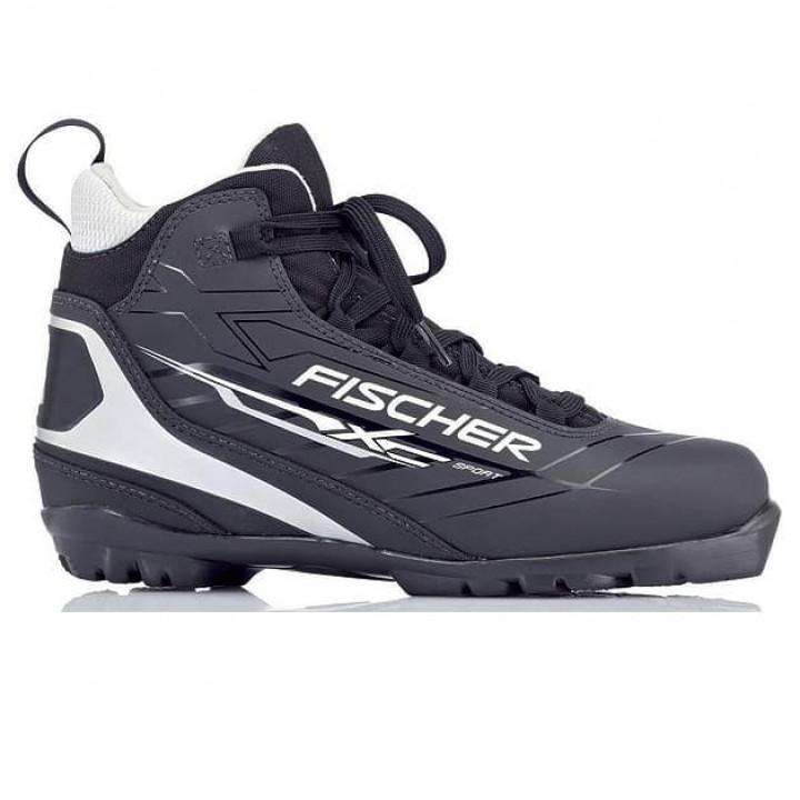 Ботинки FISCHER XC SPORT BLACK